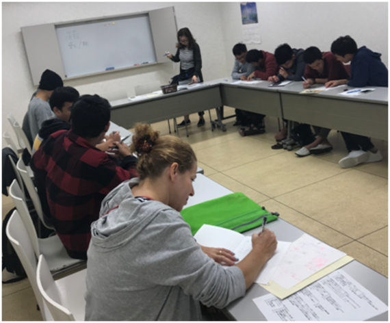 New Semester of Japanese Classes for 2019